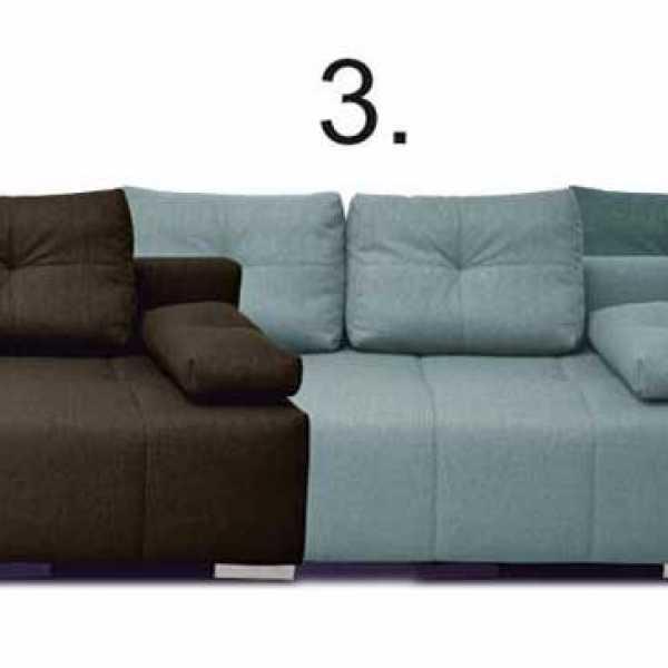 Yellow kanapé 1
