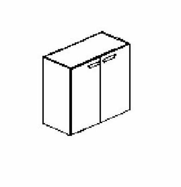 Silver irodabútor-irodai-alacsony-ajtós-szekrény