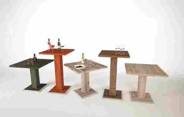 Bar-Coctail asztal