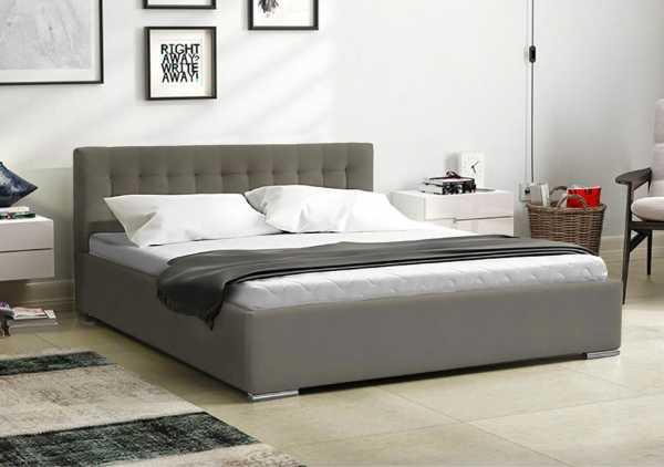TYP01 SLIM ágyrácsos ágy 160