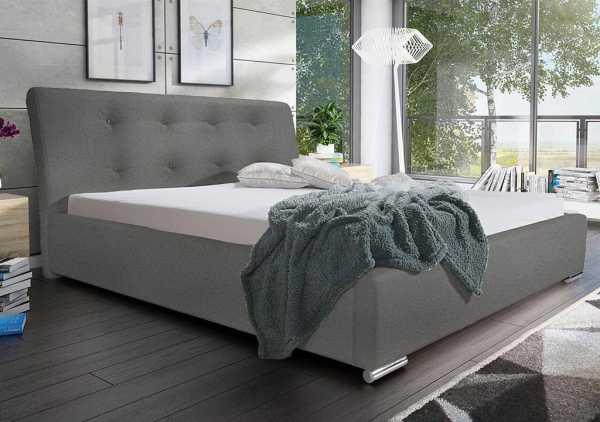 TYP03 ágyrácsos ágy 160