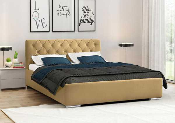 TYP06 ágyrácsos ágy 160